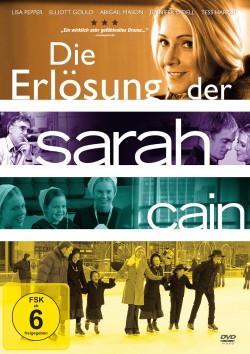 Die Erlösung der Sarah Cain DVD Front