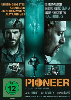 Pioneer DVD-Front
