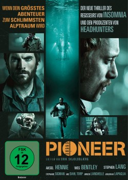 Pioneer DVD-Front