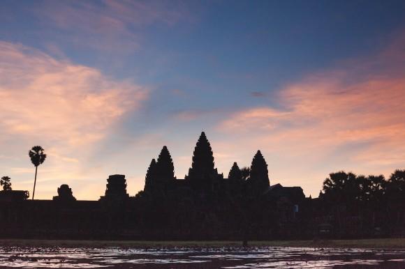 Wildes Indochina- Angkor Wat
