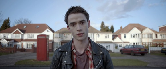 Jamie Blackley as Jack 3 - to camera