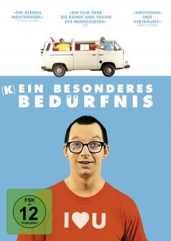 (K)Ein besonderes Bedürfnis DVD Front