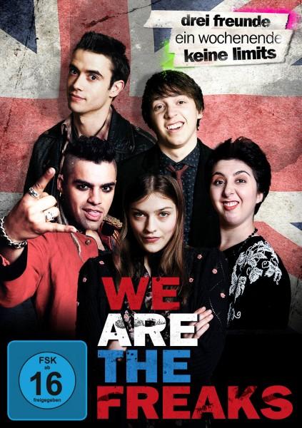 Freaks DVD Front