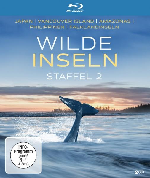 Wilde Inseln - Staffel 2 Blu-ray Front