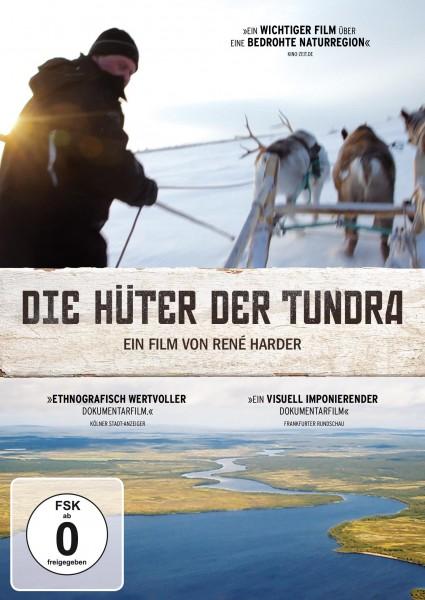Die Hüter der Tundra DVD-Front