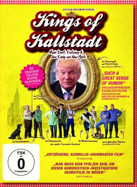 Kings of Kallstadt DVD Front