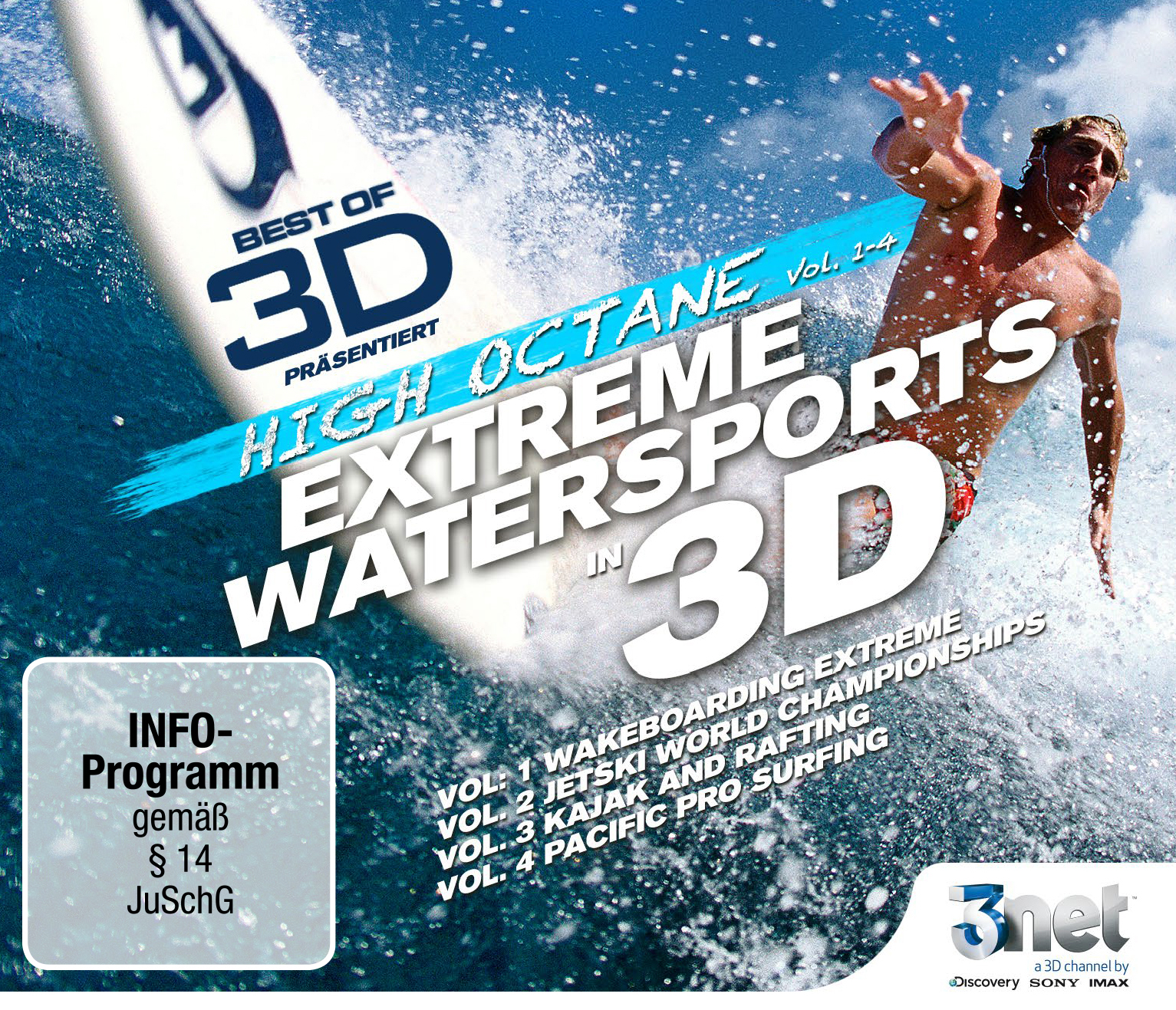 Best of 3D – High Octane: Water Sports