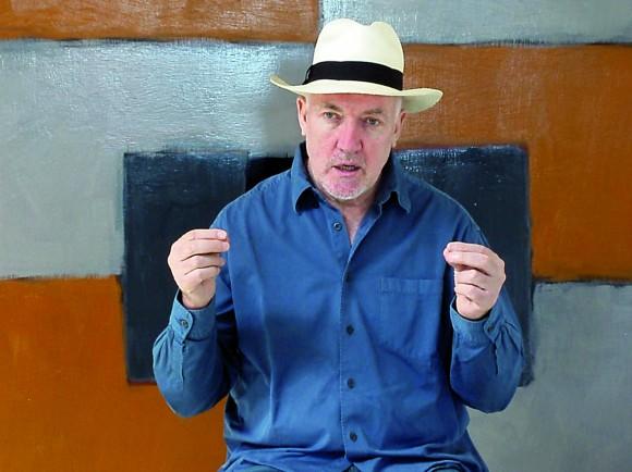 Sean Scully Szenenbild