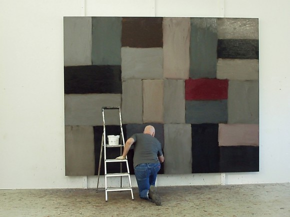 Sean Scully Szenenbild