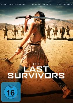 The last Survivors DVD Front