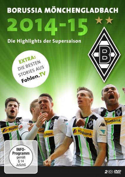 DVD-Front Borussia Moenchengladbach