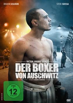 Der Boxer von Auschwitz DVD Front