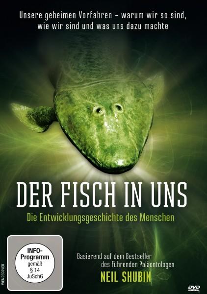 Der Fisch in uns - DVD-Front