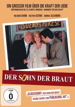 Der Sohn der Braut DVD Front