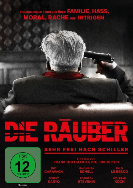 Die Räuber DVD Front