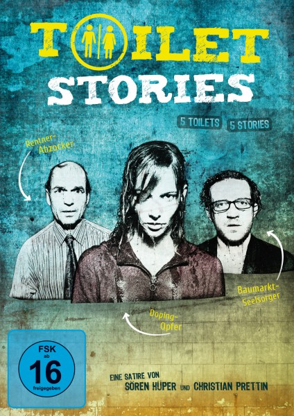 Toilet Stories DVD Front