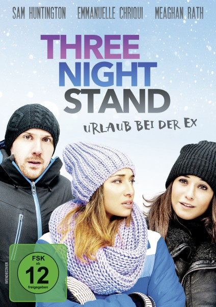 Three Night Stand DVD Front