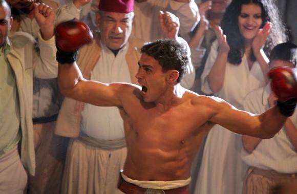 Der Boxer von Auschwitz Szenenbild