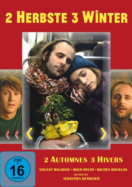 2 Herbste 3 Winter DVD Front