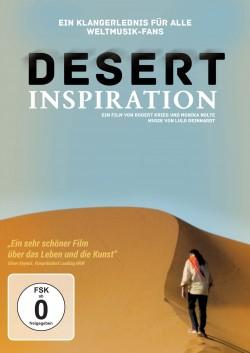 Desert Inspiration DVD Front