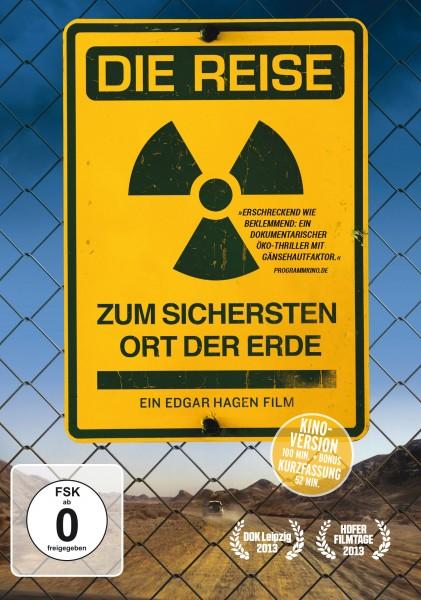 Die-Reise-zum-sichersten-Ort-der-Erde DVD Front