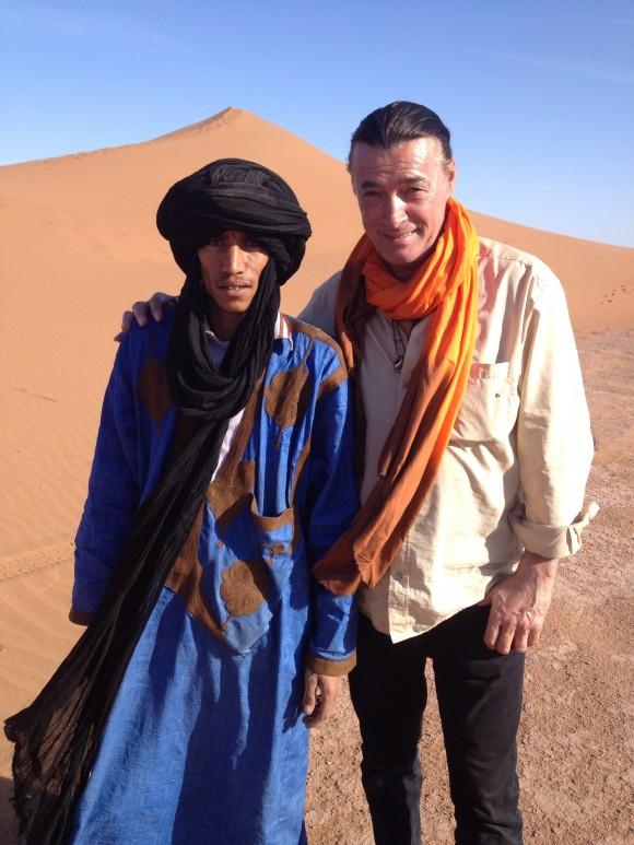 Desert Inspiration Szenenbild