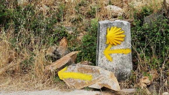 Camino de Santiago Szenenbild