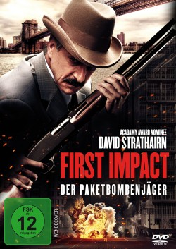 First Impact DVD Front