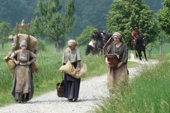 GSW2_SZ4 Reiter und Marktfrauen