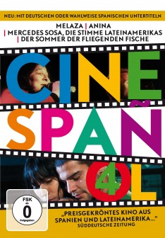 Cinespanol 4 - Cover