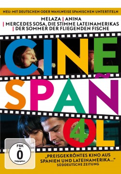 Cinespanol 4 DVD Front