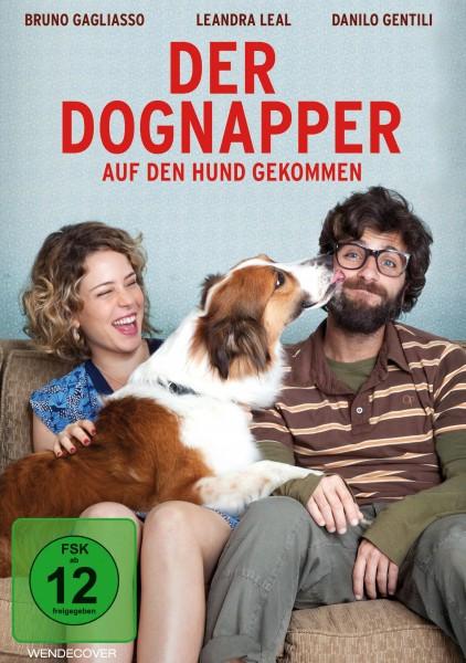 Der Dognapper DVD Front