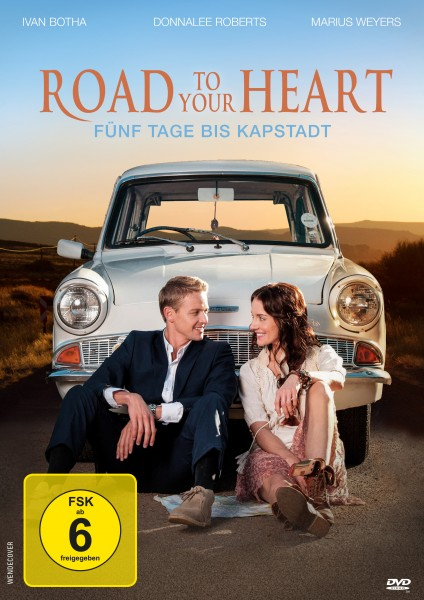 Road to your Heart DVD Front