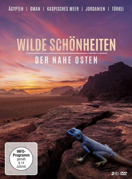 Wilde Schönheiten DVD Front