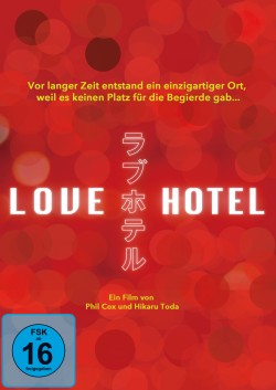 Love Hotel DVD Front