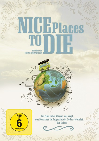 Nice Places to Die DVD Front