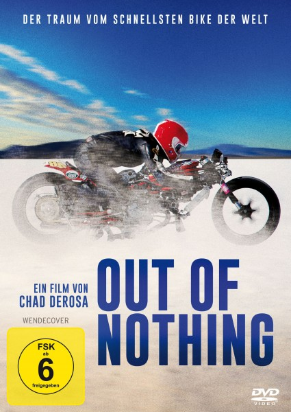 Out of Nothing DVD-Front