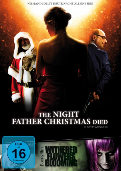 The Night Father Christmas Died DVD Front