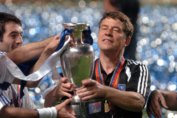UEFA EURO - Die offizielle Chronik - DVD-Box Siegerehrung, , Euro 2004