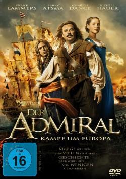 Der Admiral DVD Front