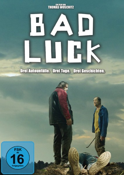 Bad Luck DVD Front