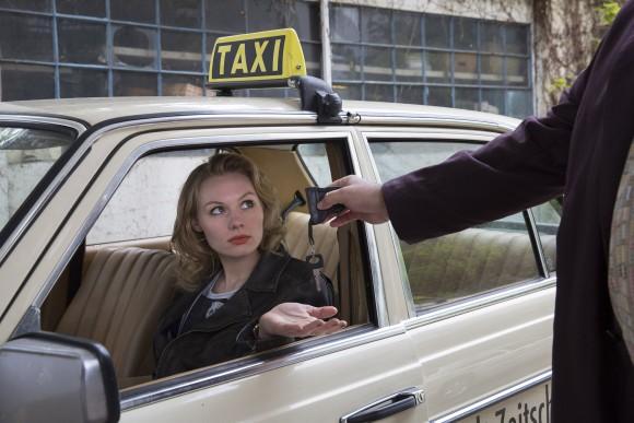 Taxi Szenenfoto