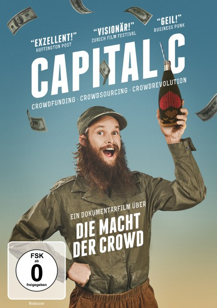 Capital C DVD Front