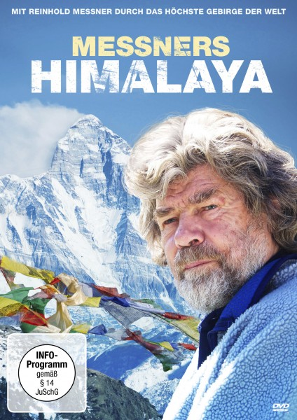 Messners Himalaya DVD Front