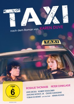 Taxi DVD Front