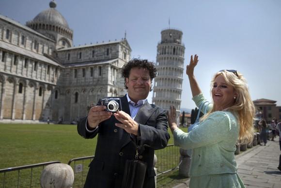 Tuscan Wedding Szenenbild