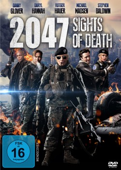 2047 - Sights of Death DVD Front