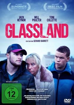 Glassland DVD Front