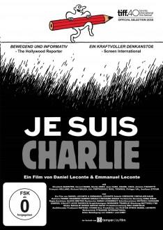 Je suis Charlie DVD Front