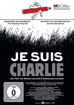 Je Suis Charlie - DVD-Front